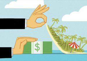 La cantidad de dinero en paraísos fiscales no para de crecer a pesar de las medidas